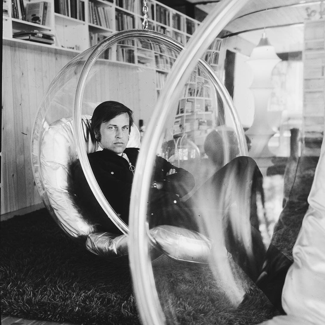 Forever young Bubble chair turns 50 years