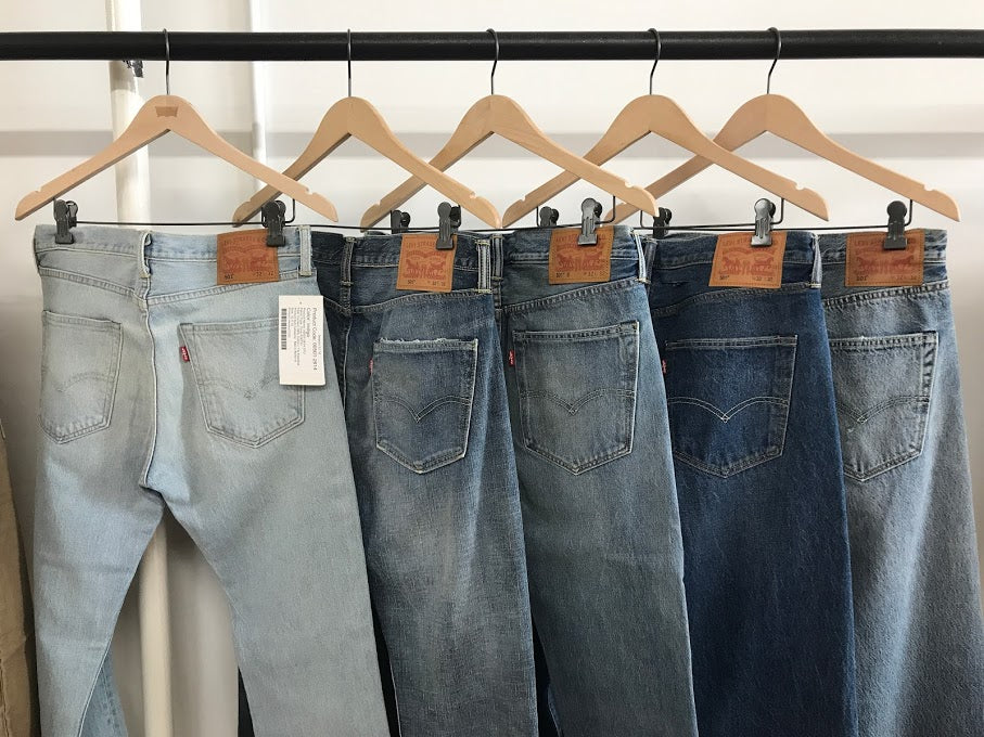 COMMUNITY+DENIM... Club Duquette's Denim Trade-In Program.
