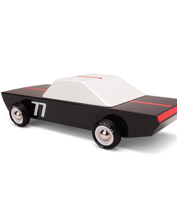 Carbon 77 Wooden Car