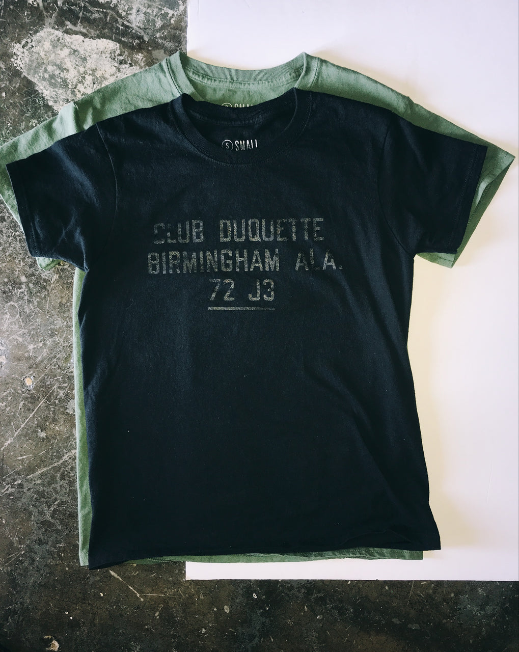 Women's cut Club Duquette Souvenir Tee