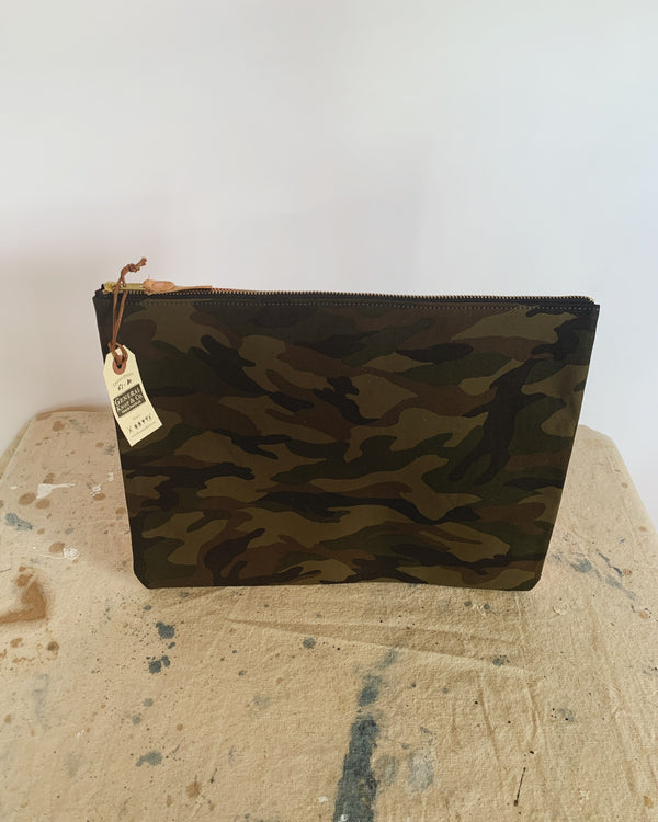 Ranger Camouflage Laptop Sleeve/Carryall