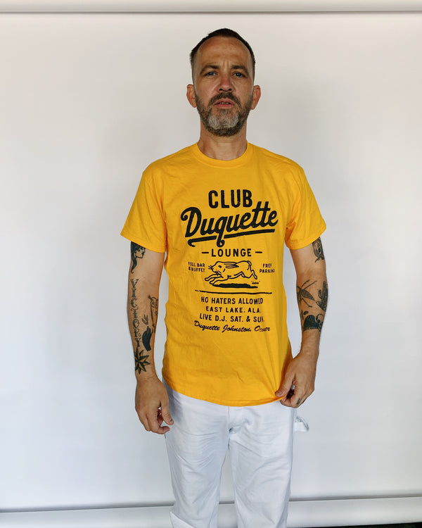 Club Duquette Lounge Tee