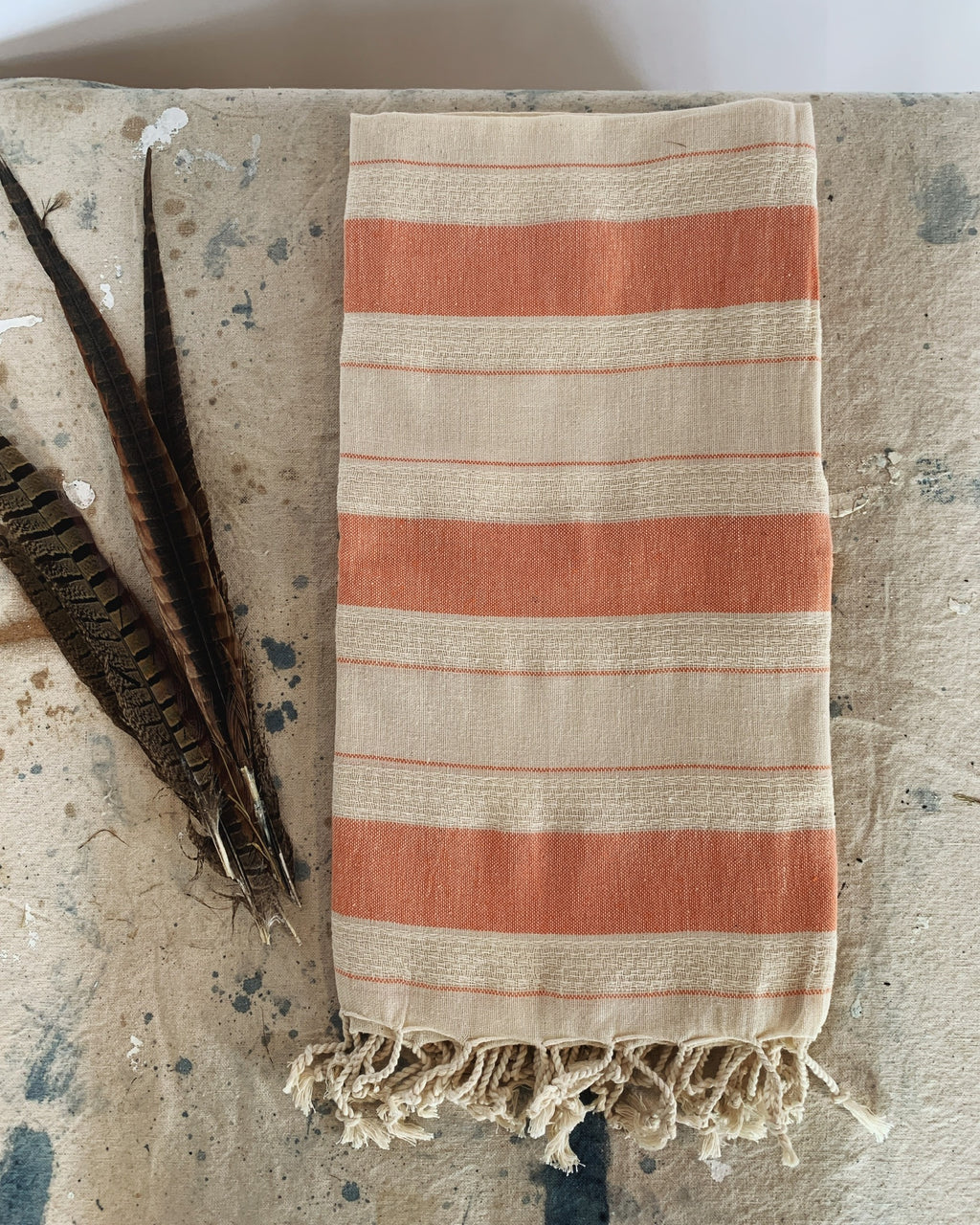 Premium Turkish Peshtemal Beach Towel