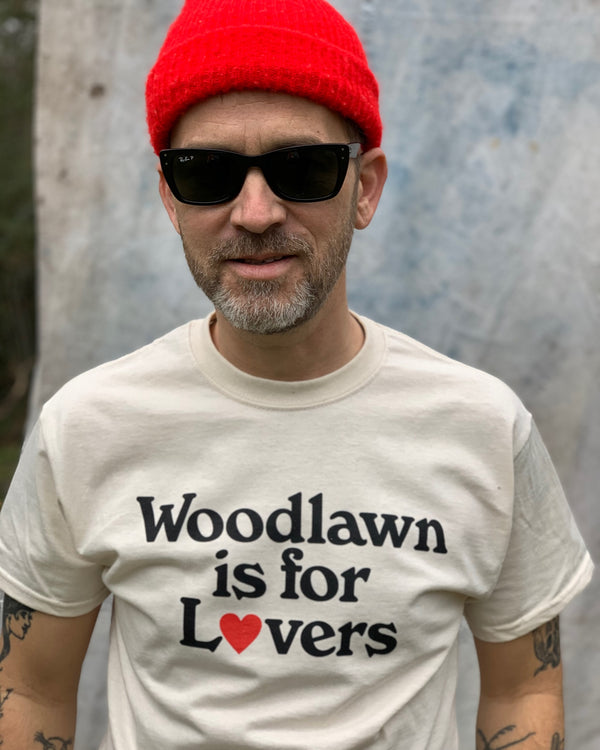 Woodlawn Is For Lovers Tee
