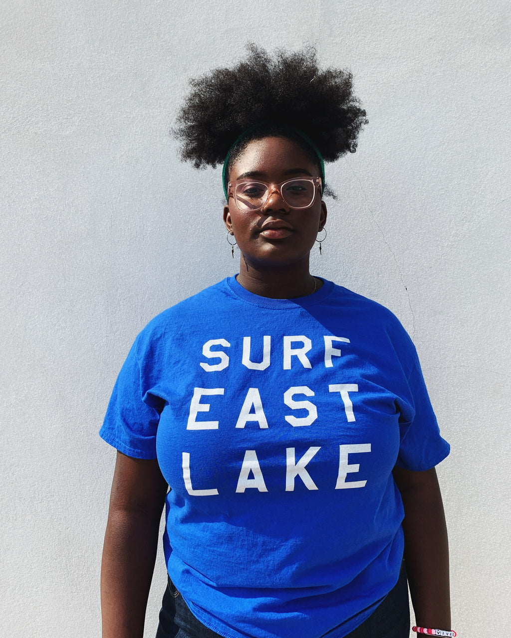 Surf East Lake Royal Blue