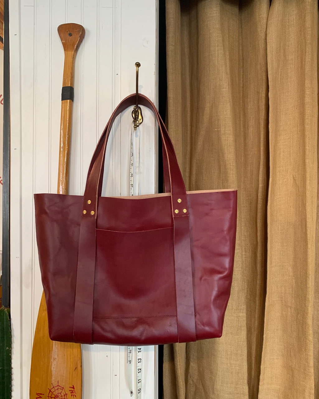 Generations Bag : Limited Edition Oxblood