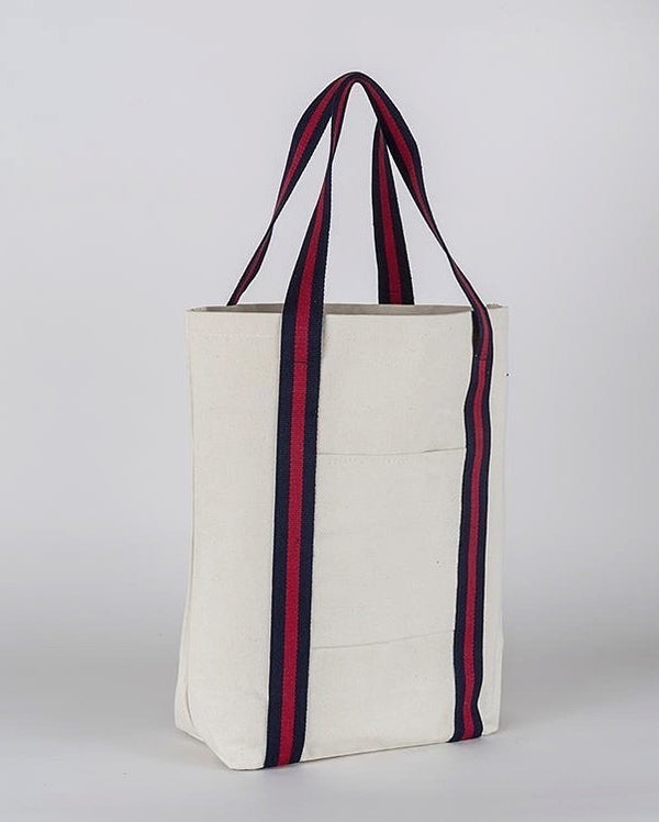 Strapping Shopper (Natural)