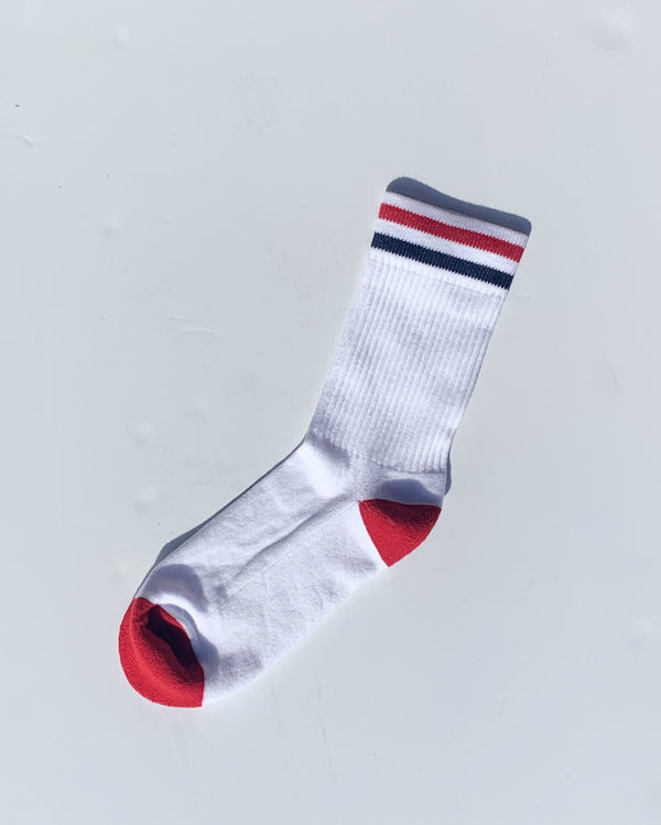 Kennedy Luxe Athletic Socks - Classic Colors