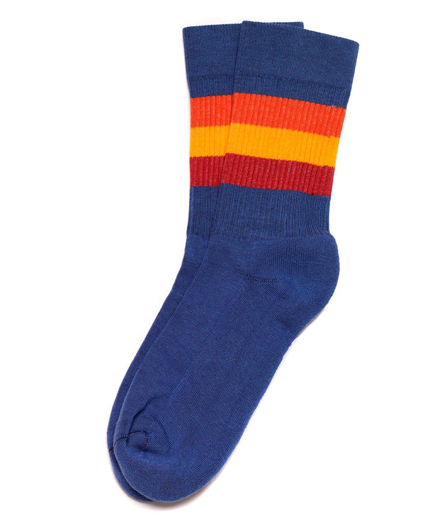 The Sol Sock Blue