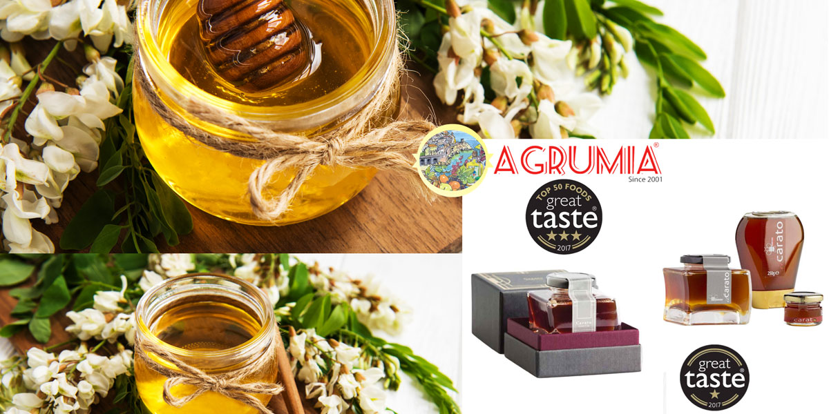 "Gran Cru"" has been featured in the 2017 Great Taste Top 50 Foods List - Agrumia"