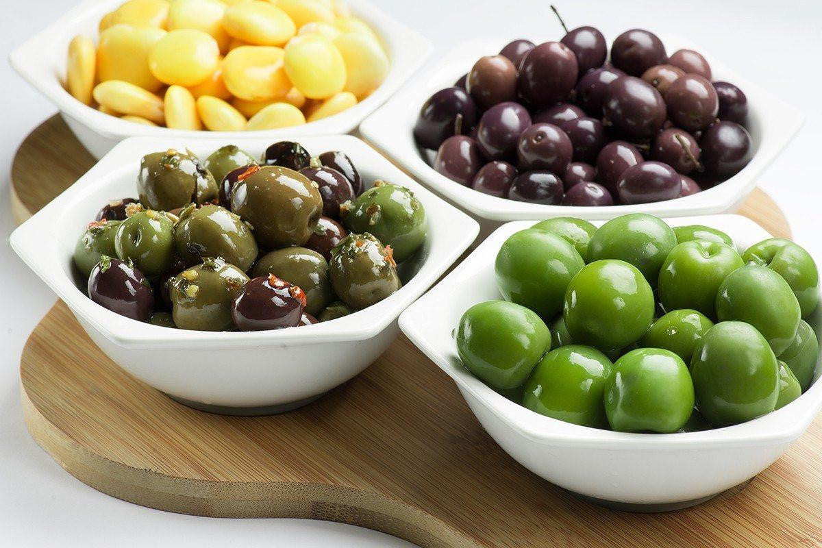 Olives & Pickles