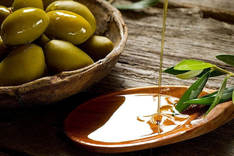 Extra Virgin Organic Olive oil