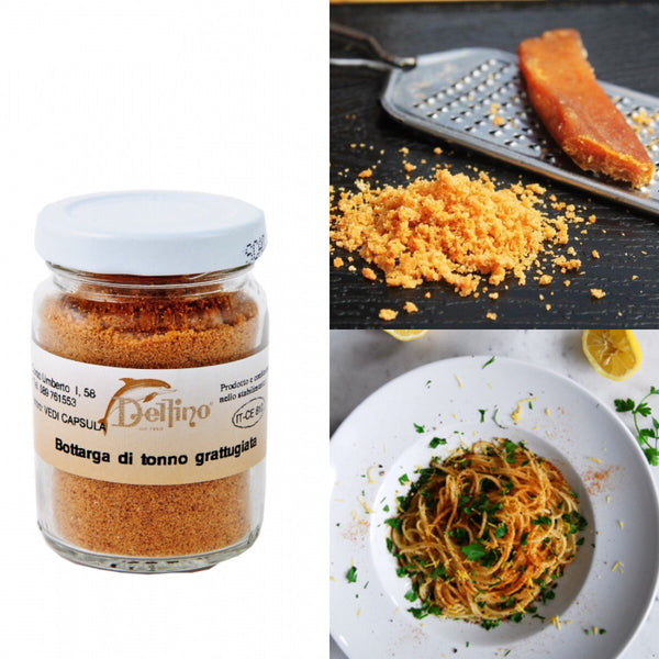 "Tuna roe ""Bottarga"" by Agrumia"