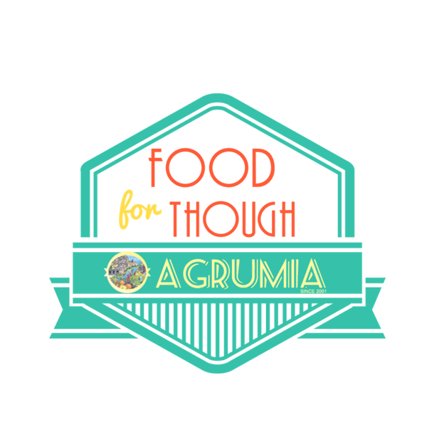 Agrumia food for thought - Agrumia