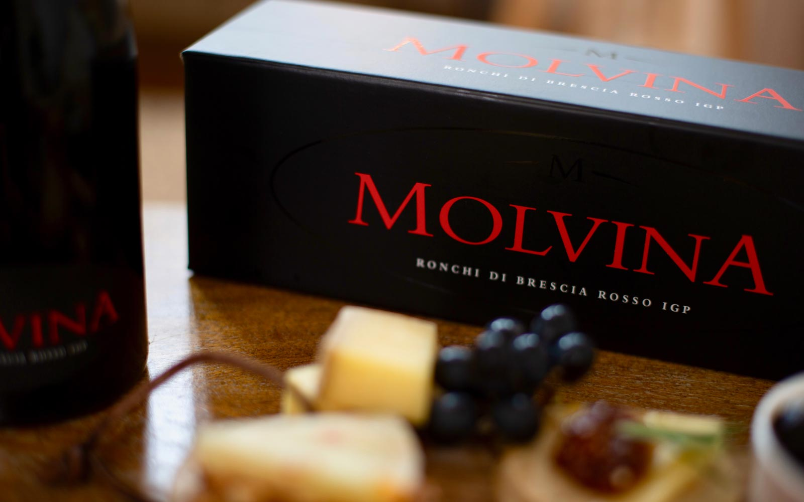 Molvina wines by Agrumia