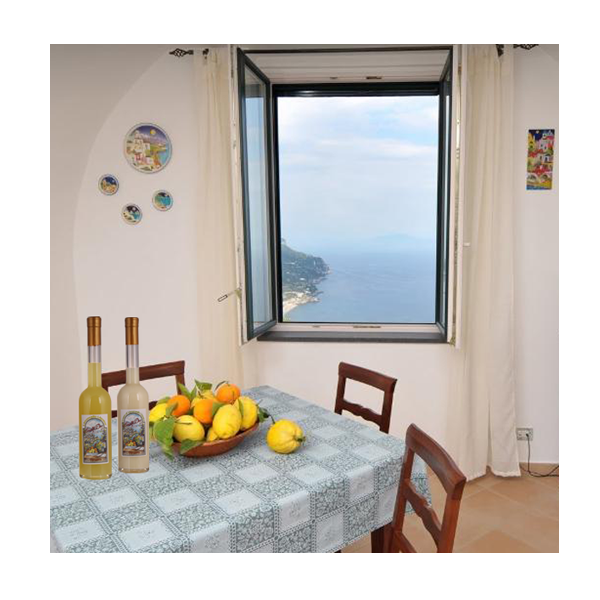 Holidays on the Amalfi Coast - Agrumia