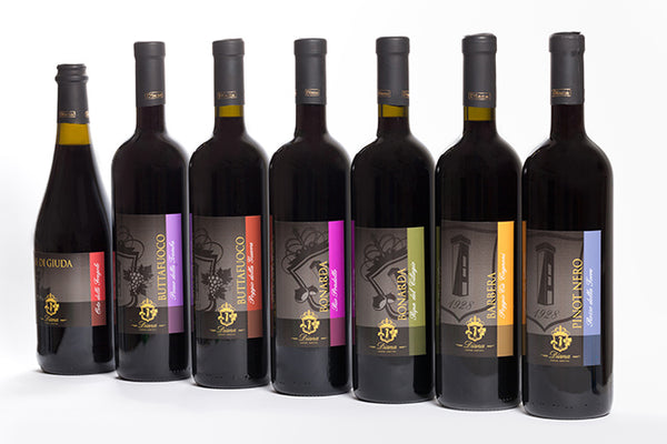 Oltrepò Pavese Wines By Agrumia