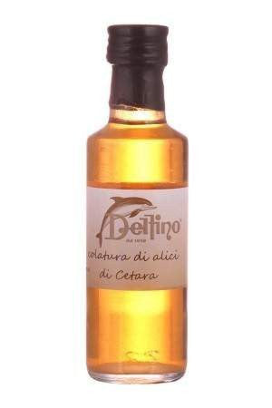 "Anchovy Filtering ""Colatura di Alici from Cetara"" 100ml - Agrumia"