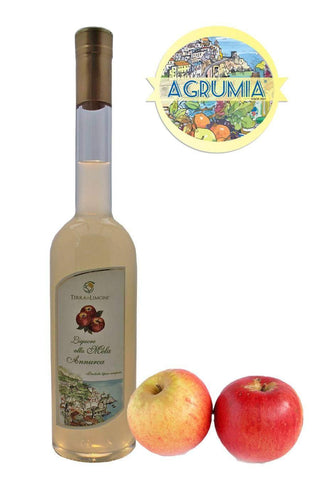 "Apple Liqueur ""Mela Annurca"" 50cl for £16.99 at Agrumia"