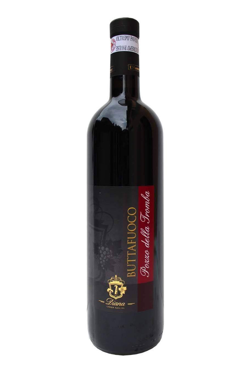 BUTTAFUOCO Red Wine Riserva from Oltrepò Pavese DOC