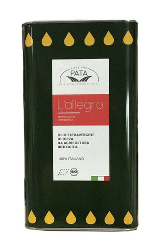Calabrian Organic 100%  Extra Virgin Olive oil 3lt for £35.65 at Agrumia