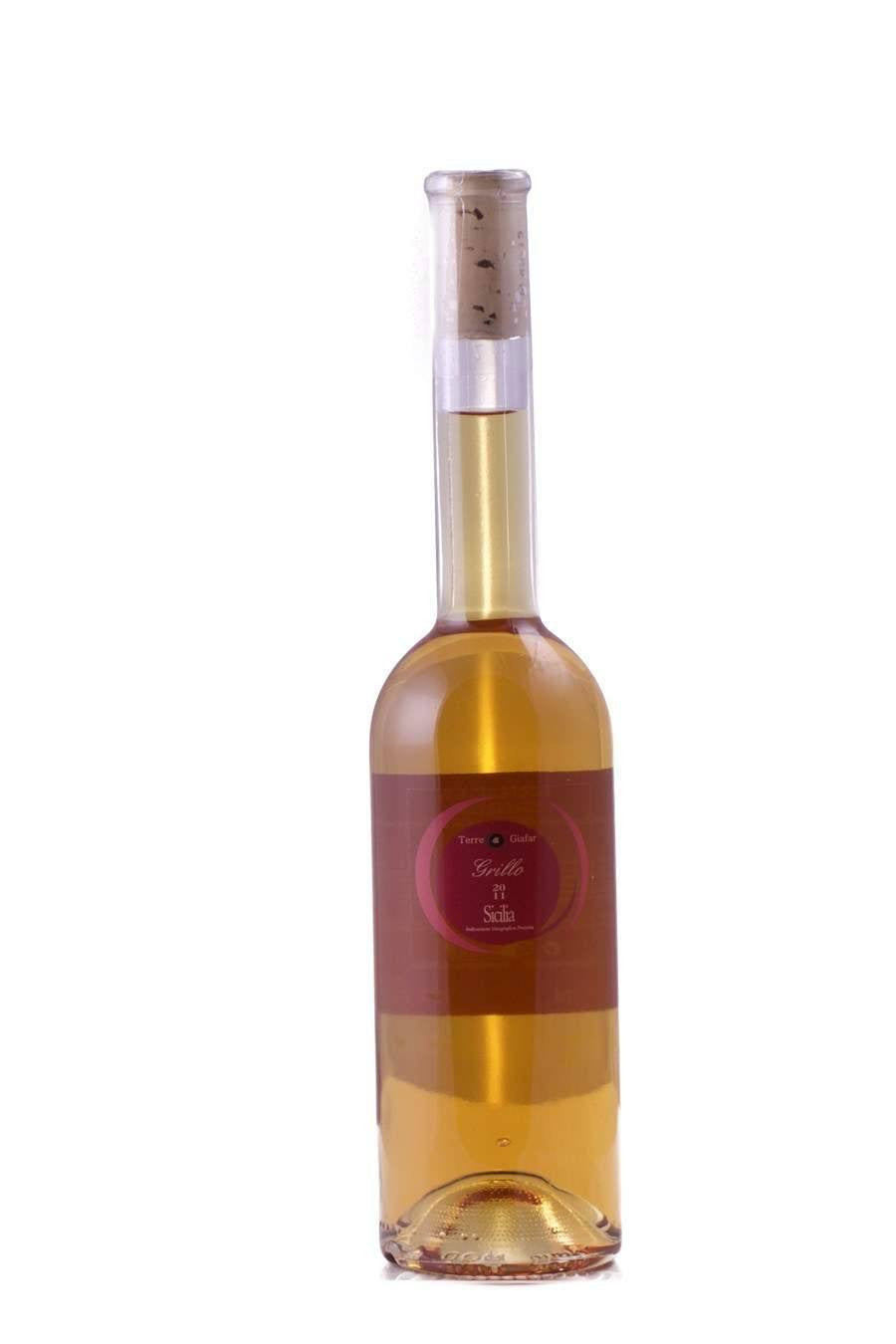 Grillo Sweet Elixir Cricket Late Harvest 50cl