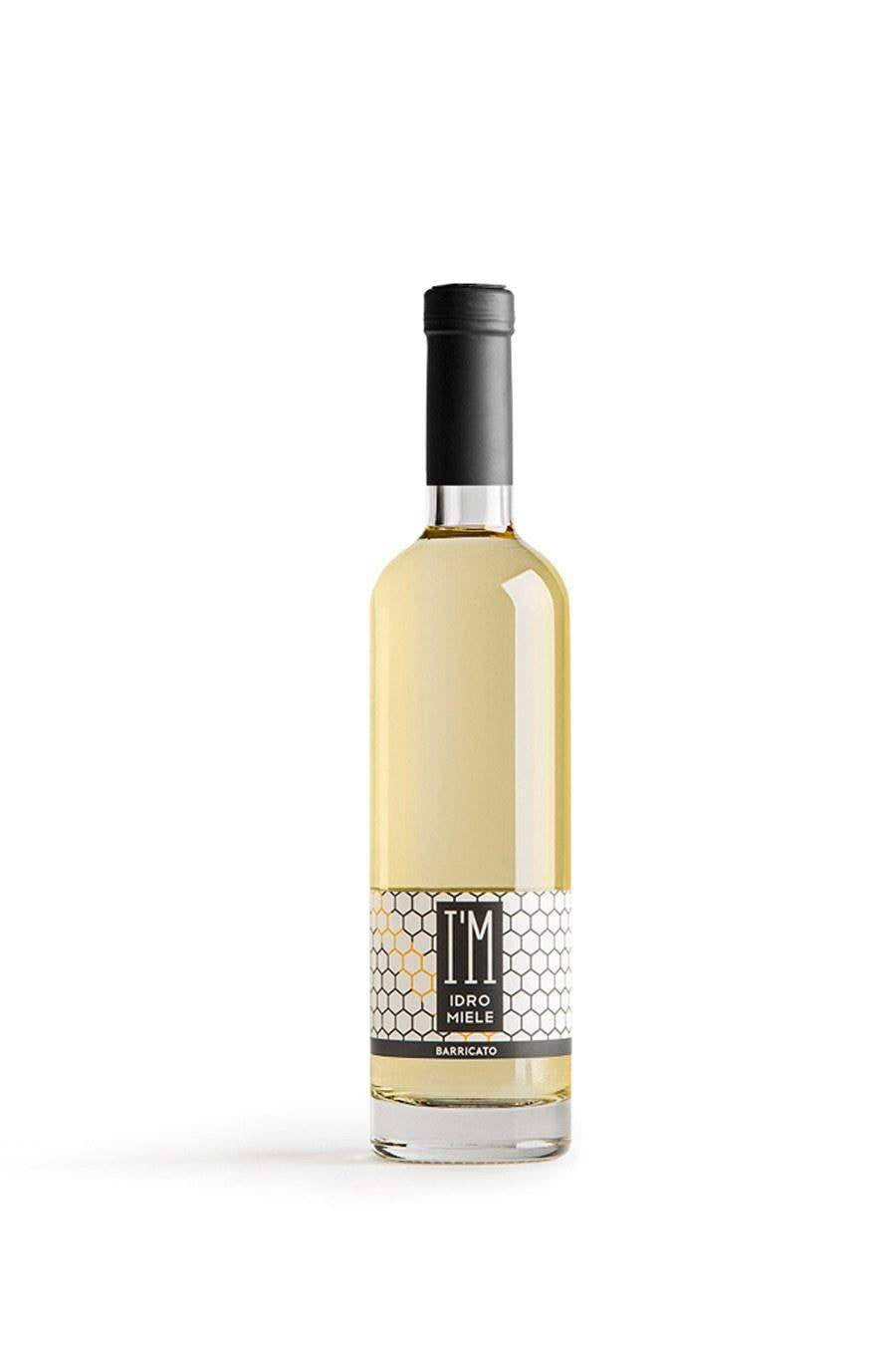 Mead Honey Wine aged in Oak Barrels 375ml