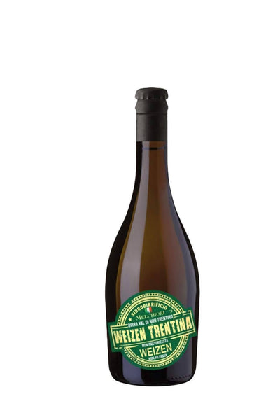 Melchiori Weizen Beer from Trentino 50cl - Agrumia
