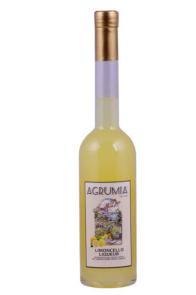 Agrumia Limoncello liqueur from the Amalfi Coast - Agrumia
