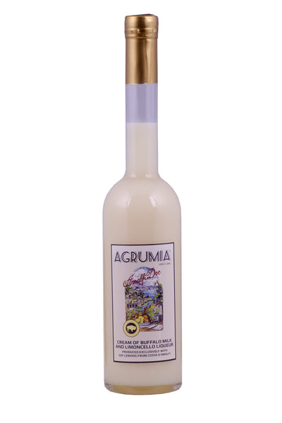 Agrumia Cream of Buffalo Limoncello Liqueur