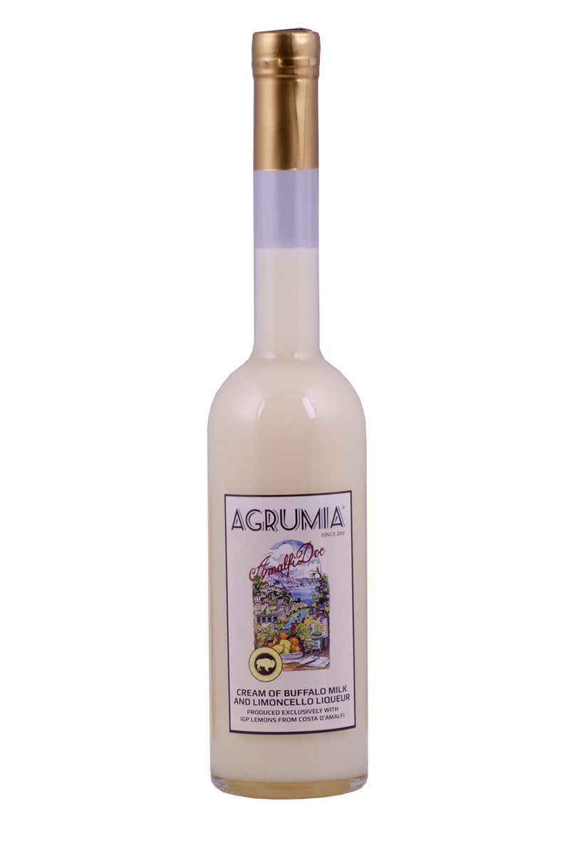 Agrumia Cream of Limoncello with Buffalo Milk 50cl - Agrumia