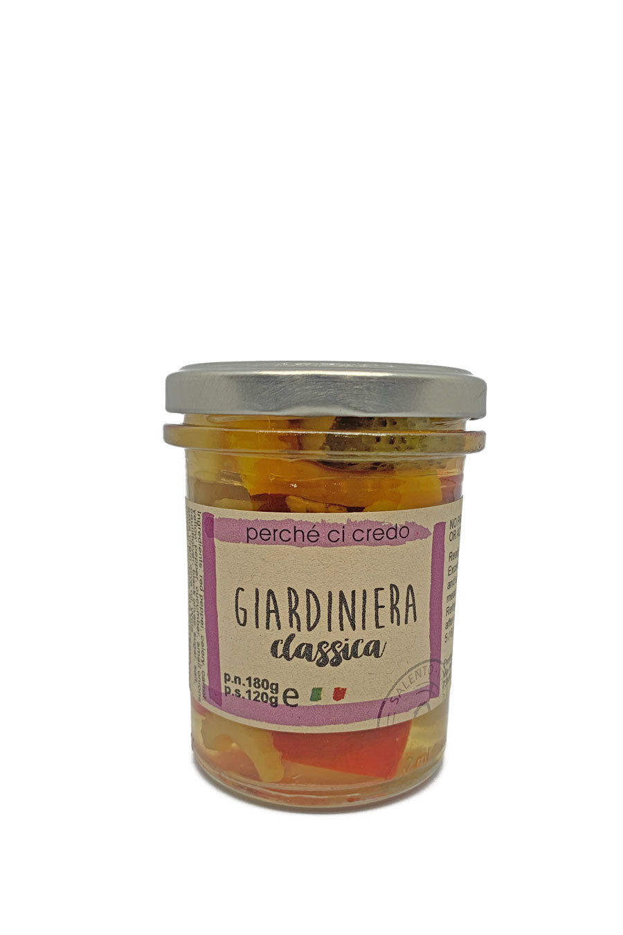Italian Giardiniera mixed Pickled Vegetables