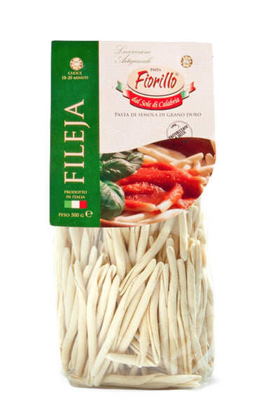 Fiorillo Fileja Pasta 500g - Agrumia