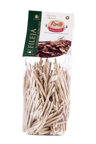 Fileja Pasta with Porcini mushrooms 500g - Agrumia