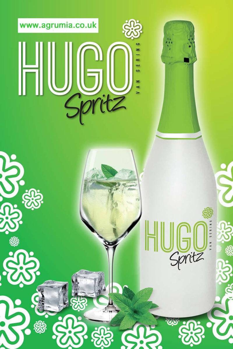 Hugo Spritz Cocktail 75cl - Agrumia