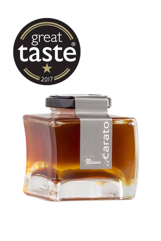 "Acacia Honey ""Il Carato"" aged in Oak barrels 250g for £12.95 at Agrumia"