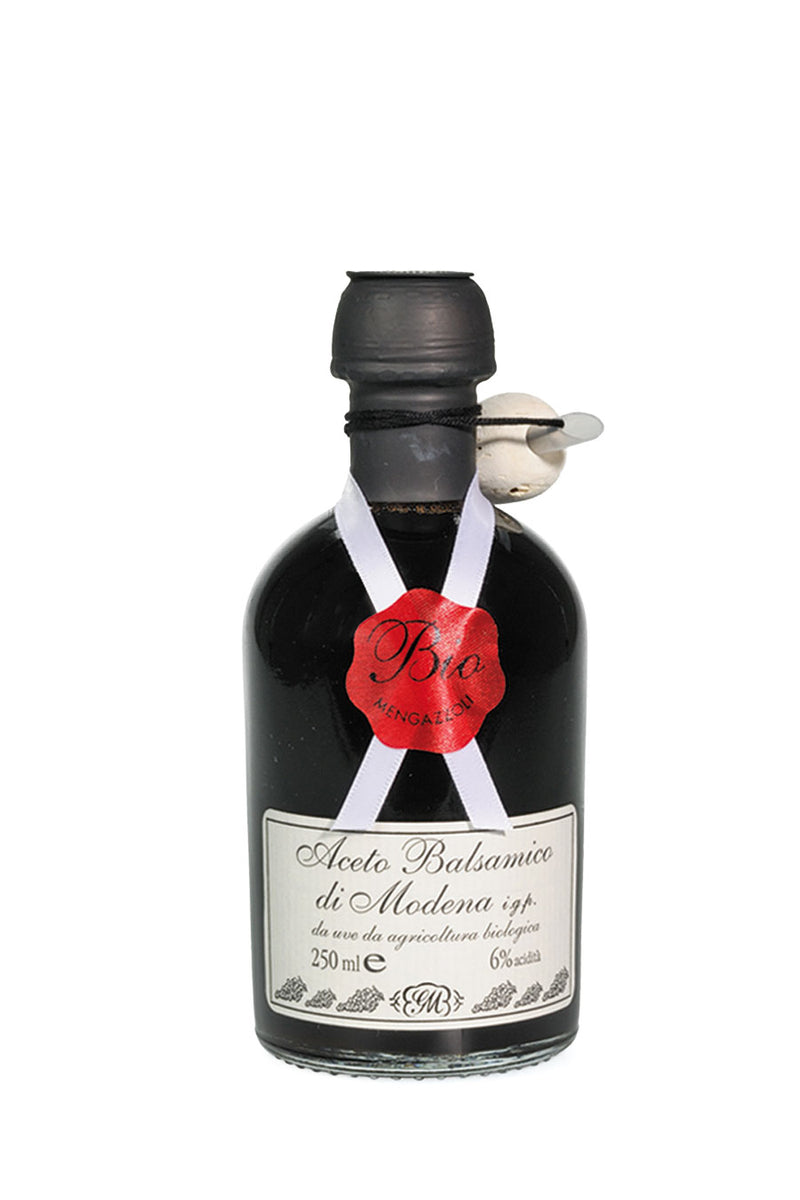 Organic Balsamic Vinegar of Modena I.G.P. Riserva 250ml - Agrumia
