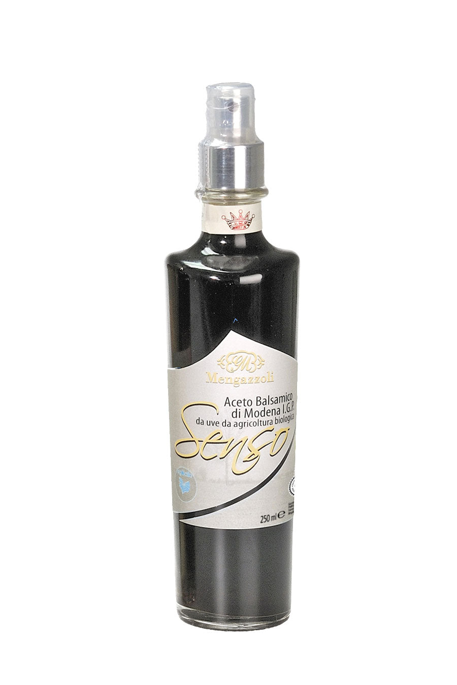 Mengazzoli Organic Balsamic of Modena I.G.P. spray 250ml - Agrumia