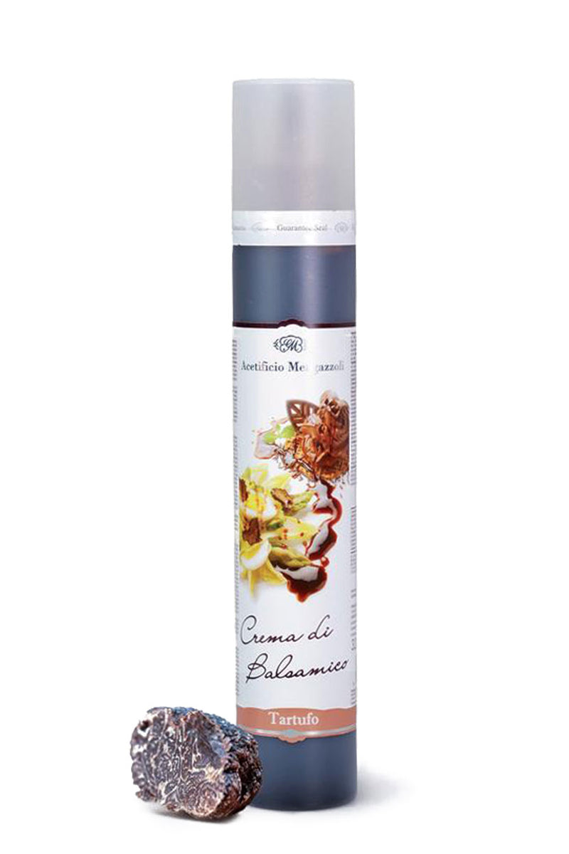 Mengazzoli Balsamic Cream of Modena with Truffle 320g - Agrumia