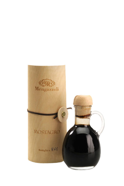 "Mengazzoli Organic ""Mostagro"" of Barbera Vinegar 100ml - Agrumia"