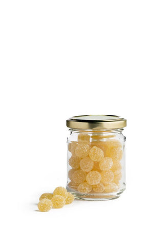 """The Mielle"" Honey candy drops 120g for £3.60 at Agrumia"