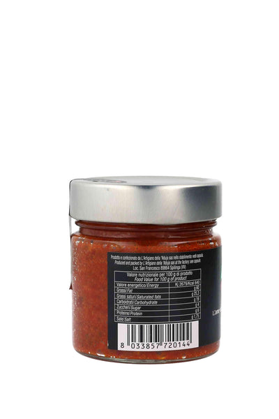 NDUJA from Calabria Spicy Spreadable Italian Sausage - Agrumia