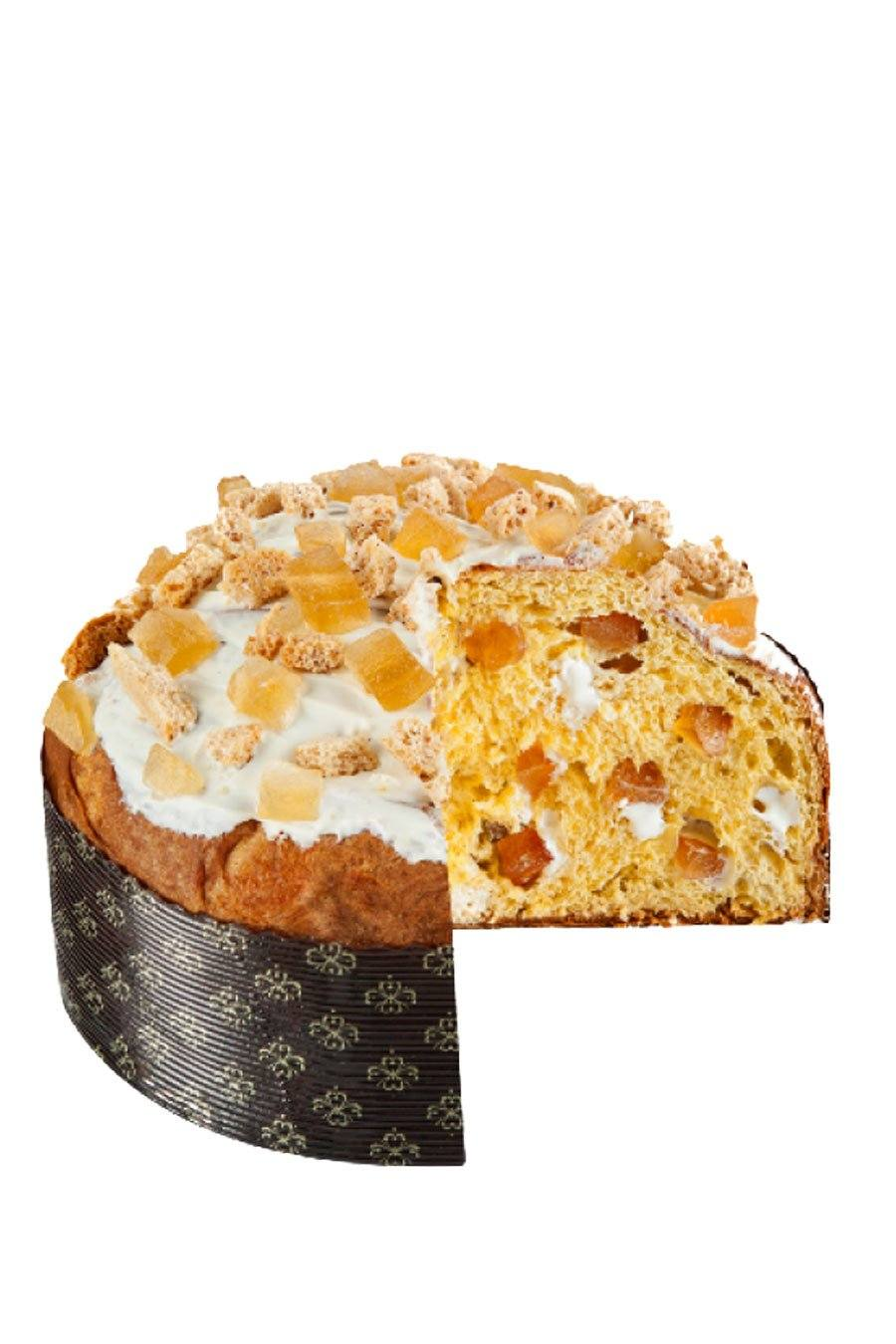 "Sal De Riso Artisan Panettone ""Anna"" Ricotta Cheese and Pear 1000g"