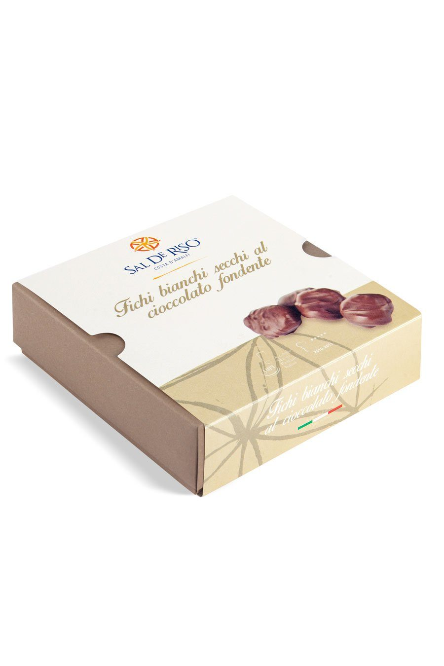 Sal De Riso White Dried Figs Dark Chocolate 150g