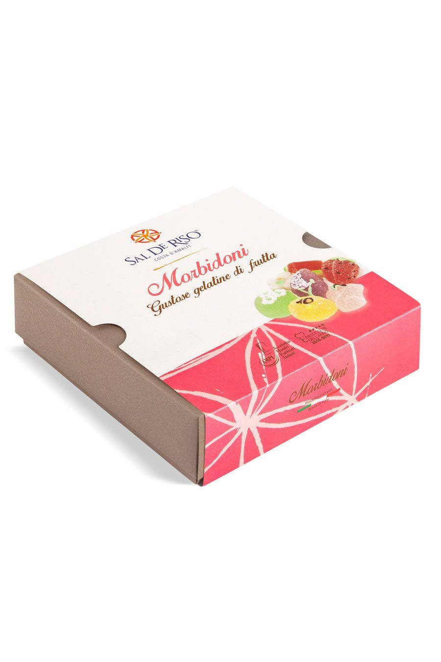 Sal De Riso Morbidoni Tasty Fruit Jellies 200g
