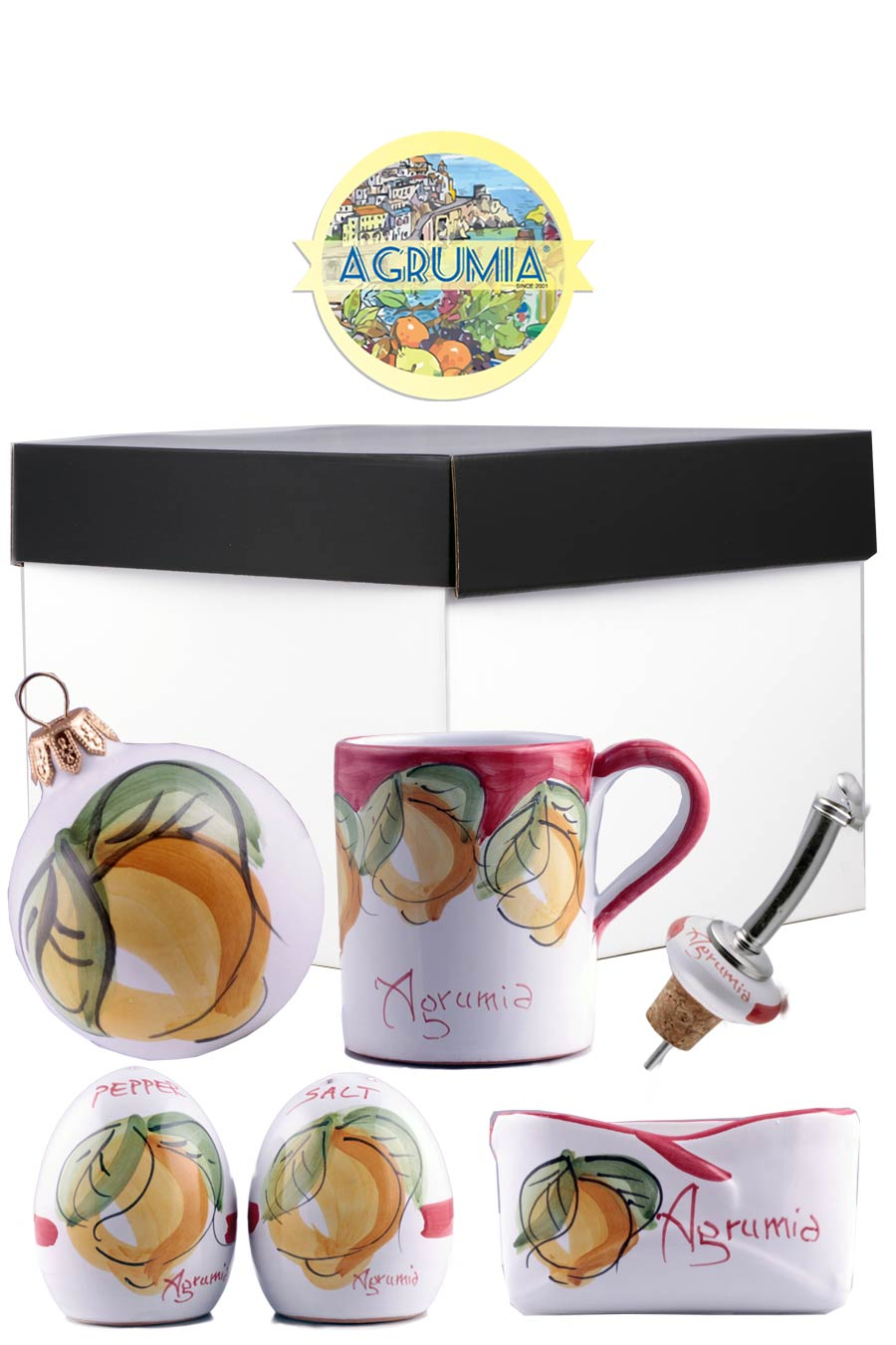Agrumia Art and Craft Hamper - Agrumia