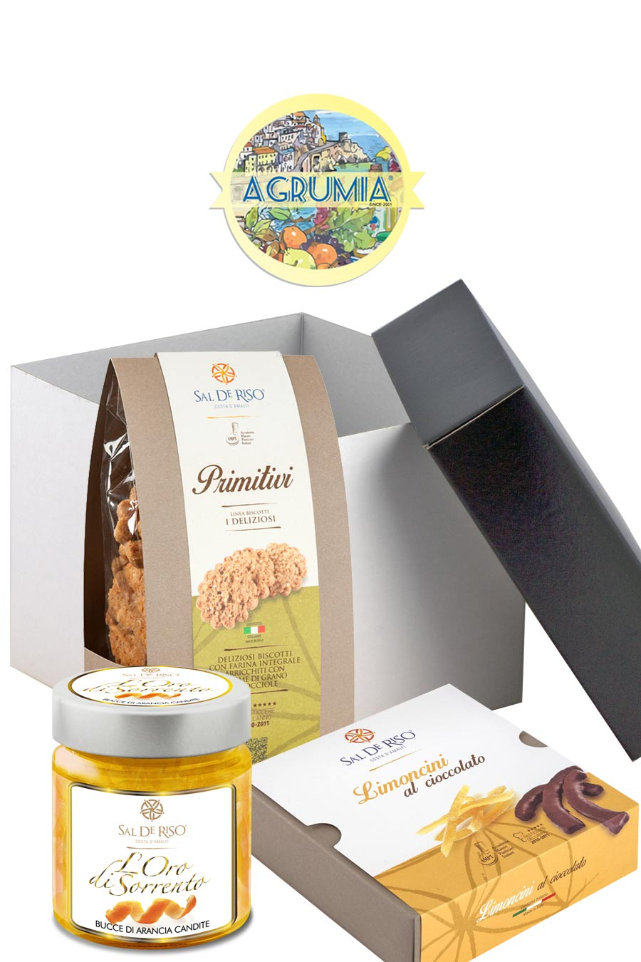 The Exclusive Little Sweet Hamper - Agrumia