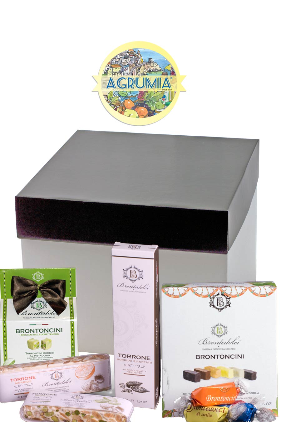 Agrumia Sweet Emotions Hamper