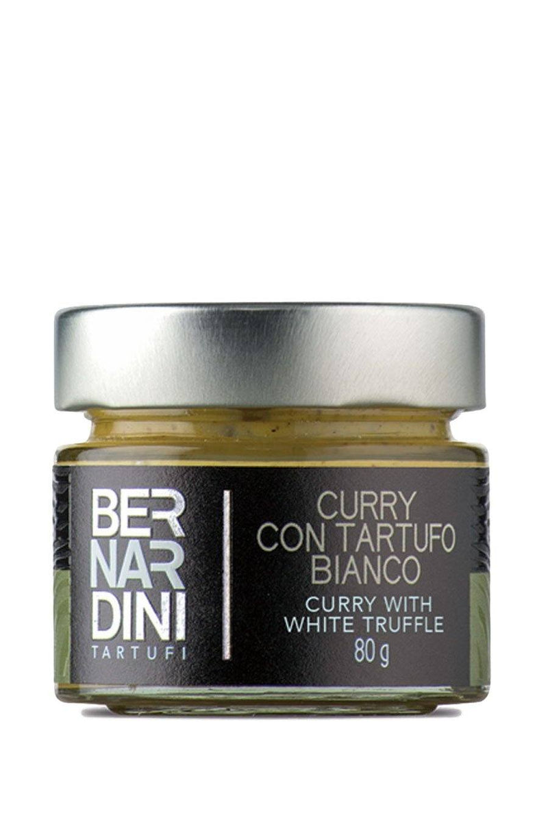 Curry Sauce with White Truffle 80g - Agrumia