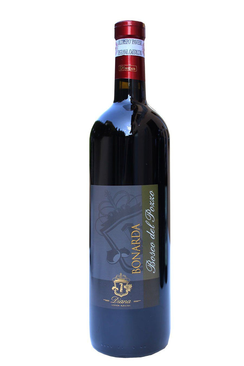 Douce Noir Red Wine Bonarda From Oltrepò Pavese DOC - Agrumia